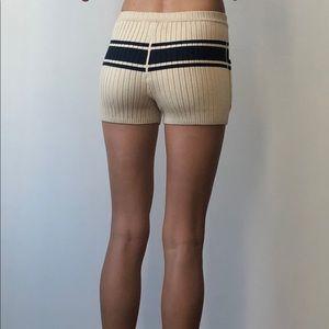 Tory Burch knit shorts